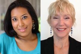 FAWL 2013 Recipients – Yineth Sanchez &<br>Antoinette Pollard