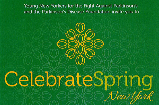 Young New Yorkers Parkinson's Disease Foundation Benefit