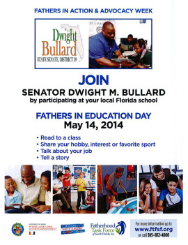 LFF joins in the celebration of Fathers in Education Day