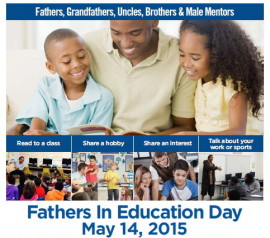 Fathers in Education Day 2015